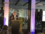 Deutschlandchef Reiner Louis: »Von unserer neuen Zentrale können wir maßgeschneiderte IT-Services für ganz Europa anbieten.«