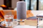 Mit dem »Gigaset Smart Speaker L800 HX« steigt Gigaset in den Markt für smarte Lautsprecher ein (Bild: Gigaset)