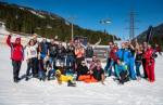 Beste Stimmung und bestes Wetter auch in diesem Jahr wieder bei »Western Digital presents CRN on Snow«, dem wichtigsten Ski-Event für den Channel (Foto: Marcel Lämmerhirt, SanDisk Extreme Fotograf - MLPICS)...