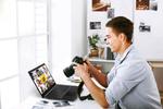 Das »Acer Aspire 5« richtet sich an Familien, Blogger, Fotografen und Enthusiasten. In dem sandgestrahlten Aluminium-Top-Cover mit einer Bauhöhe von 17,95 Millimetern steckt ein 15,6 Zoll großes Full-HD-IPS-Display. Das Gerät ist wahlweise mit Intels