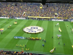 Estos hat seine Top-Partner ins BVB-Stadion nach Dortmund eingeladen, Foto: Estos
