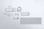 Die Razer Mercury Collection 2019 bringt das von der Sonderserie gewohnt zeitlose Design für einige neue Produkte: (Foto: Razer)