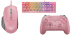 Als Eingabegeräte stehen Razers Basilisk Maus, die Huntsman Gaming-Tastatur und der PS4-Controller Raiju Tournament Edition zur Verfügung (Foto: Razer)