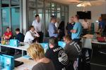 Gemeinsam mit dem Eset-Team entwickeln die Partner etwa Verkaufsstrategien oder diskutieren ... (Foto: Eset)
