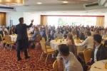 Mehr als 150 Partner kamen zum diesjährigen Partner Talk & Tech Day von Trend Micro nach Heidelberg (Foto: Trend Micro)...