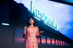 Europachefin Ilijana Vavan begrüßt die Kaspersky-Partner zur Partnerkonferenz auf Rhodos (Foto: Kaspersky)...