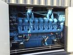 Im Notfall versorgen Dieselgeneratoren das Rechenzentrum mit Strom,