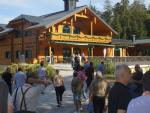 Auftakt zum Sysob-Gipfeltreffen 2019 im Arberseehaus (Foto: Sysob)