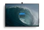 Das Surface Hub 2S ist nur noch knapp halb so schwer (28kg)... (Foto: Microsoft)...