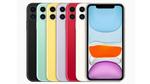 Das iPhone 11 wird in sechs neuen Farben erhältlich sein (Bild: Apple)