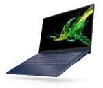 »Acer Swift 5« ist laut Hersteller das derzeit leichteste 14-Zoll-Notebook der Welt. (Foto: Acer)