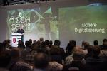 Mehr als 180 Partner hatten den Weg nach Bochum zum G Data Tech Day gefunden (Foto: G Data)