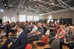 Auf der Veranstaltung erfahren die Partner mehr über aktuelle Bedrohungen und neue Sicherheitstechnologien (Foto: G Data)