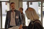 Andreas Niedermeier von Fuze Europe nutzte die Konferenz zum Austausch