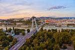 Für seine vierte DACH-Partnerkonferenz hatte Eset in die slowakische Heimat geladen, nach Bratislava  (Foto: Eset)...