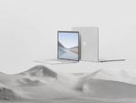 Die mittlerweile dritte Generation von Microsofts »Surface Laptop« wird es zum ersten Mal auch in einer 15-Zoll-Variante geben. (Bild: Microsoft)