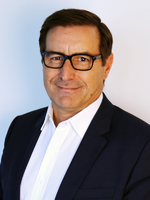 Stéphane Paté, Senior Vice President & General Manager Enterprise bei Dell EMC Deutschland