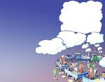 Fujitsu stellt globalen Ausbau seiner Cloud-Plattform fertig