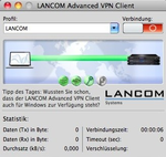 VPN-Client für Mac OS X mit