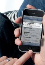 Spontaner Faxempfang für mobile Endgeräte