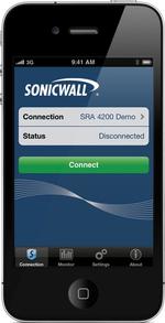 Sichere SSL-VPN-Connectivity für IOS-Mobilgeräte