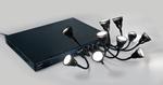PoE-Lampe für den Server-Schrank