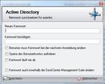 System-Management mit erweitertem AD- und Powershell-Support