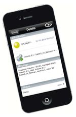 App für das IT-Service-Management