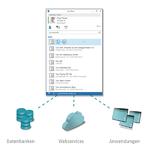 CTI-Funktionen für Microsoft Lync