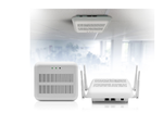 Dual-Band-WLAN-APs im dezenten Design