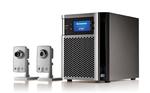 Netzwerkvideorekorder mit vorinstallierter Überwachungssoftware