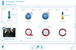 RZ-Umgebungssensorik mit Smartphones und Tablets überwachen