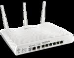 Dualband-WLAN-Router für KMU und Zweigstellen