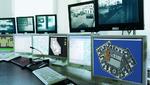 Sicherheits-Management-Software mit 3D-Ansichten