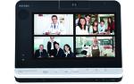 Mobiles Kompaktsystem für Videokonferenzen