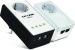 WLAN-Extender-Kit mit integriertem Powerline
