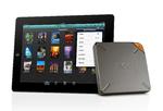 Wireless-Festplatte mit 2 TByte Speicherplatz