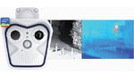 IP-Wärmebildkamera für Tag- und Nachtbetrieb