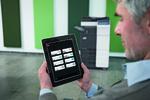 Mobiles Drucken und Scannen via App