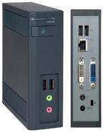 Zero Client bezieht Strom per Ethernet-Kabel