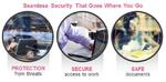 Sicherheit für Geschäftsdaten und Mobilgeräte