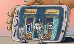 Nachholbedarf bei Mobile Security