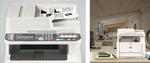 A4-Schwarz-Weiß-Drucker und -MFPs für den Profibedarf