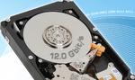 Enterprise-HDDs mit 12-GBit/s-SAS-Schnittstelle
