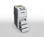 A4-Farbdrucker mit umfangreicher Ausstattung
