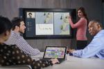 Microsoft-Großbild-Device in bestehende Konferenztechnik integrieren