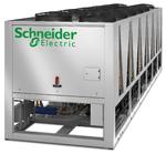 Chiller-Serie mit adiabatischer Kühlung