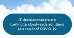 Pandemie zieht Firmen in die Cloud