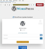 Phishing-Seiten zielen auf Website-Besitzer