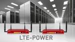 LTE-Router für Hochverfügbarkeit und Redundanz